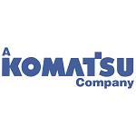 Логотип komatsu